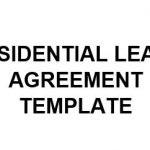 NE0154 Residential Lease Purchase Agreement Template - English