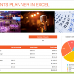 NE0245 Event Planner Template (English)