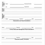 NE0099 Human Resources Work Regulations Amendment Template