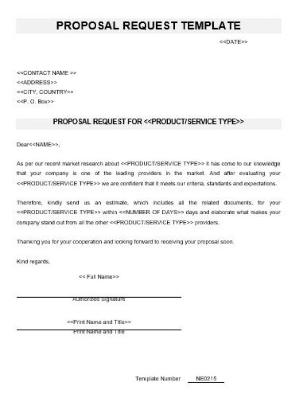 Ne0215 Proposal Request Template English Namozaj