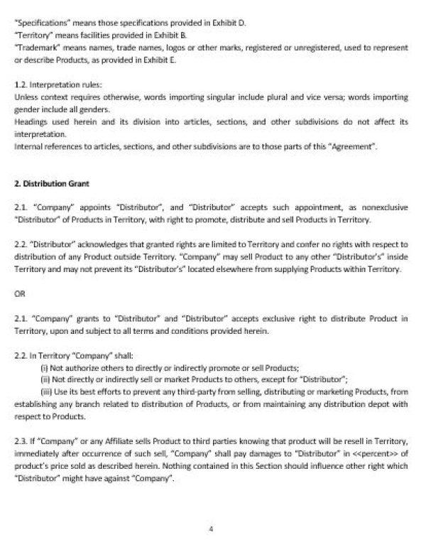 Ne0190 Software License And Distribution Agreement English Namozaj
