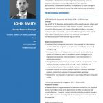 NE0147 HR Manager Template - English